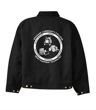 CornerStone® - Duck Cloth Work Jacket   SCC Diesel