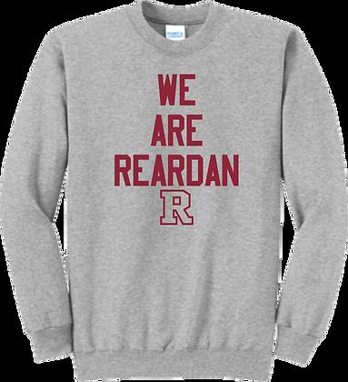 We Are Reardan | Adult Crewneck Sweatshirt