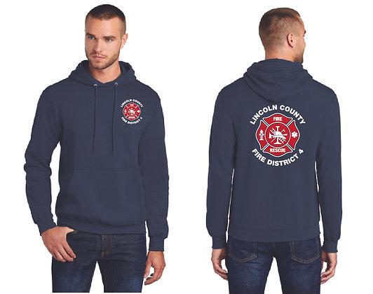 Hooded Sweatshirt   Reardan Fire & Rescue