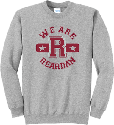We Are Reardan Stars | Adult Crewneck Sweatshirt