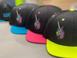 Spokane Zombie Crawl Flatbill hats