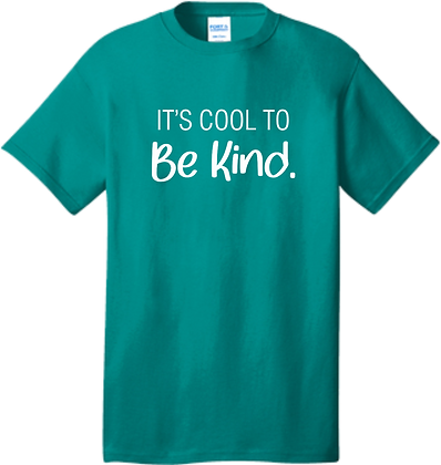 Adult Tee | It's Cool to be Kind