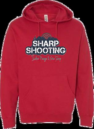 Midweight Hooded Sweatshirt   Sharp Shooting