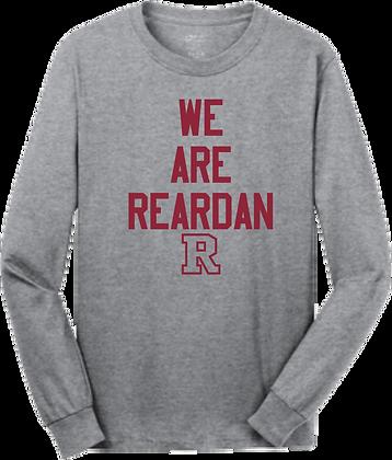 We Are Reardan | Youth Long Sleeved Tee