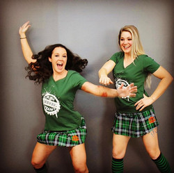 Always having fun! www.TheIrishDrinkingTeam