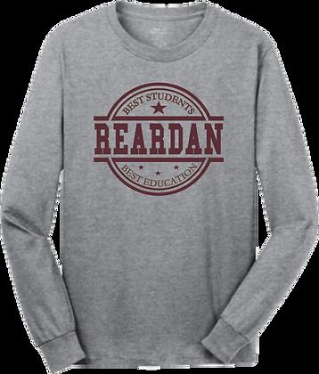 Adult Long Sleeved Tee | Reardan Staff