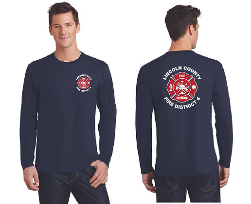 Long Sleeve Tee | Reardan Fire & Rescue