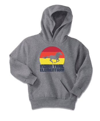 Indian Trail Elementary | Youth Hoodie