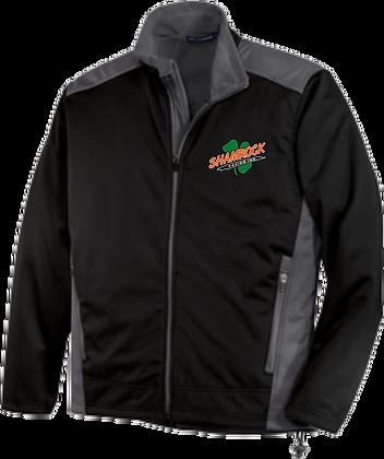 Port Authority® Two-Tone Soft Shell Jacket | Shamrock