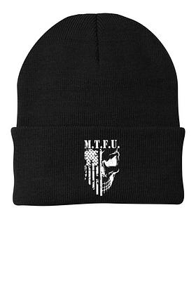 MTFU | Knit Cap