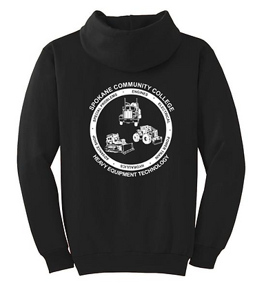 Hooded Sweatshirt | SCC Diesel