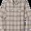 Thumbnail: Long Sleeve Ombre Plaid Shirt | Vanessa Behan