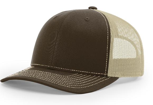 Richardson Trucker Hat 112 | Browns & Khakis Colorways