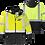 Thumbnail: CornerStone® - ANSI 107 Class 3 Safety Windbreaker   Shamrock