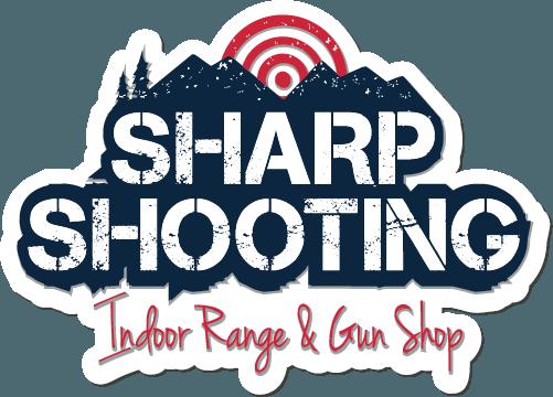 "4"" Sticker | Sharp Shooting"