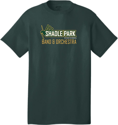 Shadle Park Band & Orchestra | Adult Tee