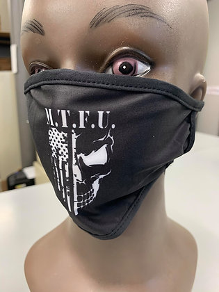 MTFU | Double Ply Mask
