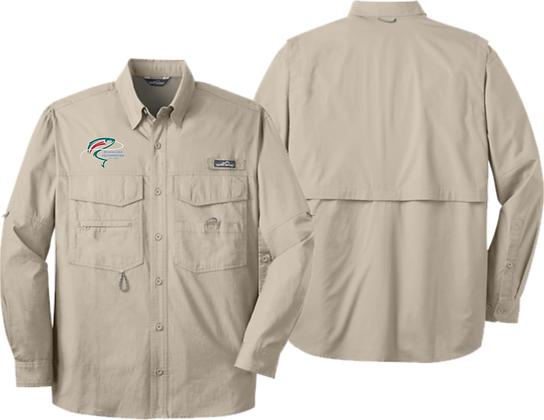 Eddie Bauer® - Long Sleeve Fishing Shirt  | FFC