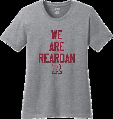 We Are Reardan   Ladies Tee