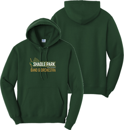Shadle Park Band & Orchestra | Adult Hoodie