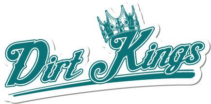 "Dirt Kings | 4"" Sticker"