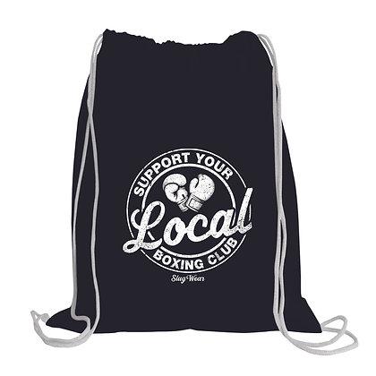 Support Your Local Boxing Cinch Bag | Slug Wear