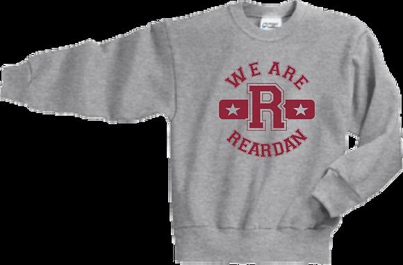 We Are Reardan Stars | Youth Crewneck Sweatshirt