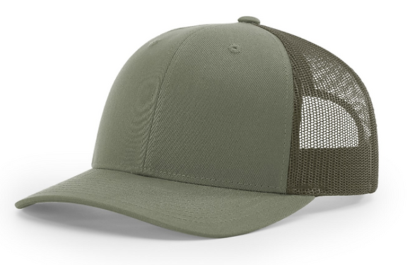 Richardson Trucker Hat 112 | Loden Colorways