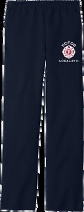 Open Bottom Sweatpants | SCFD8