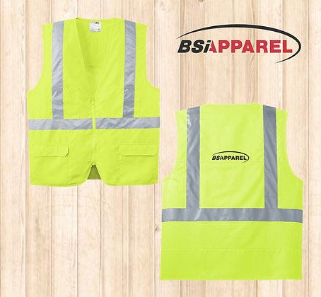 CornerStone® - ANSI 107 Class 2 Mesh Back Safety Vest