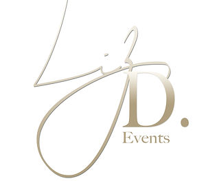 Liz D Events Logo