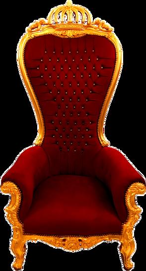 Majestätischer  Thron Sessel