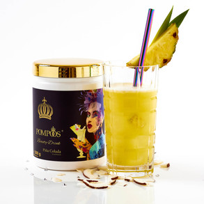 Pompöös Beauty Drink Pina Colada 300g (30 Portionen)