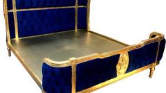 casa-padrino-luxus-chesterfield-doppelbett-gruen-braun-verschiedene-groessen-modernes-be