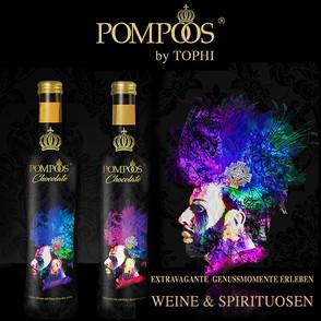 Pompöös by Tophi /Harald Glööckler