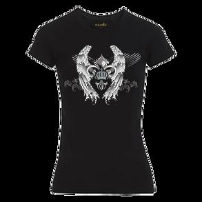 """Damen T-Shirt """"Wings"""""""