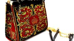 pompoeoes-by-casa-padrino-luxus-damen-handtasche-baroque-flowers-mit-krone-und-strass-stei