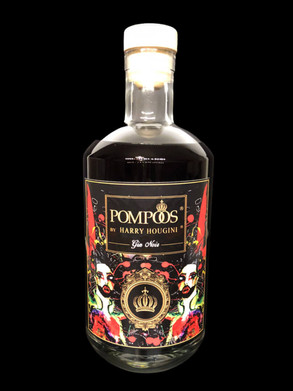 """Infused Dry Gin """"NOIR"""""""