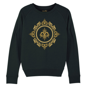 """Damen Sweatshirt """"Krone"""""""