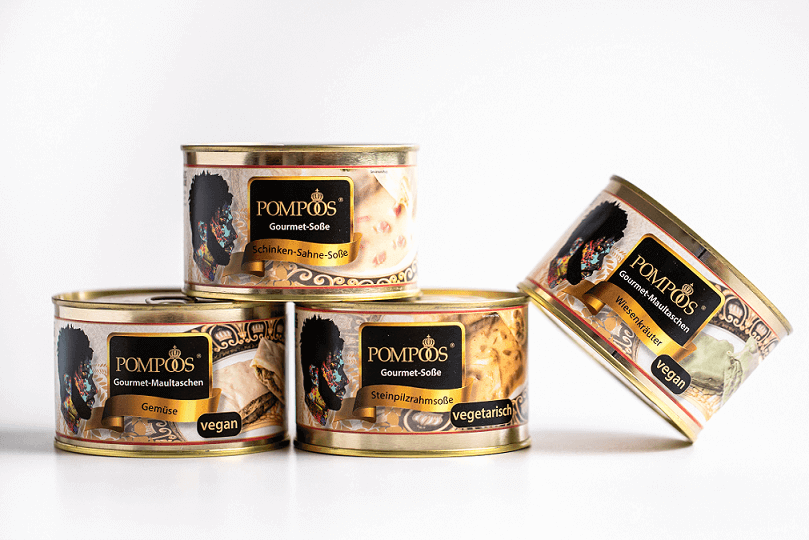 Gourmet Collection 4er Set