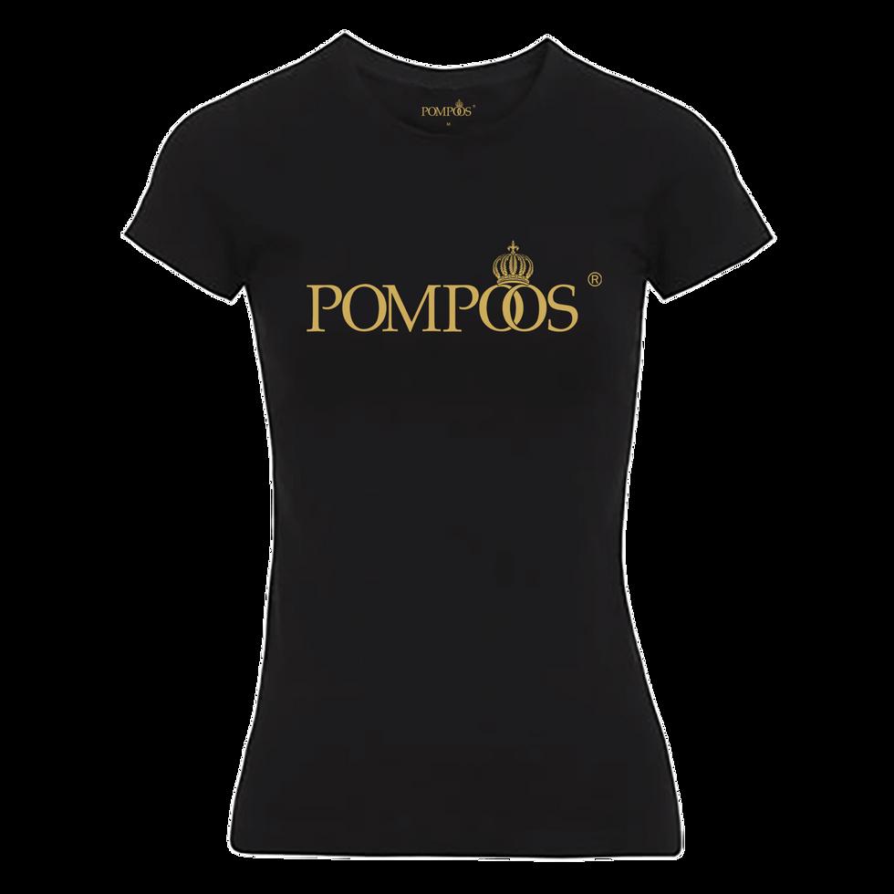 "Damen T-Shirt ""POMPÖÖS"""