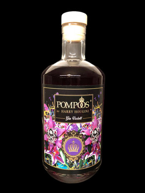 """Infused Dry Gin """"VIOLET"""""""