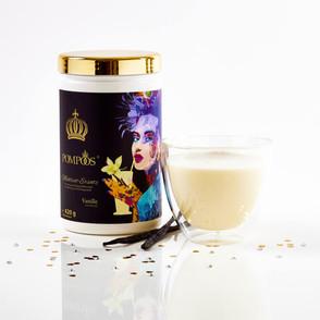 Pompöös Mahlzeitersatz Vanille 420g (14 Portionen)