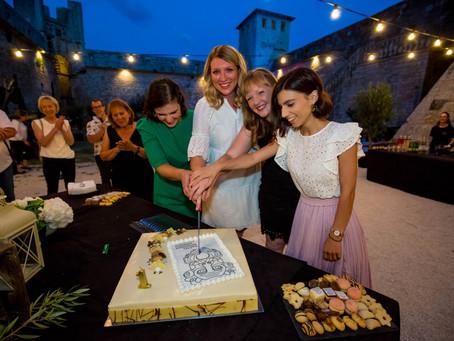 10 dana rođendana kaštela Morosini-Grimani