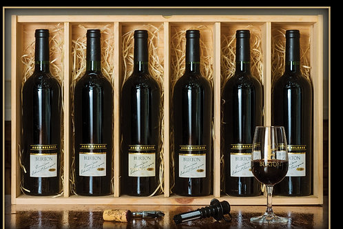 The Ultimate Wine Collection 1999 to 2004 Coonawarra Cabernet Sauvignon
