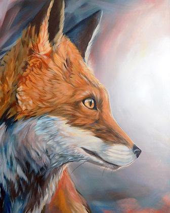 Fox #1 (Print)