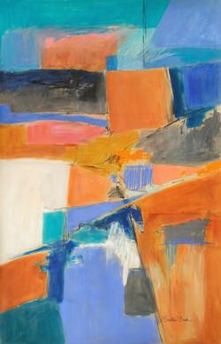 Abstract Considerations X F, Deborah Brisker Burk