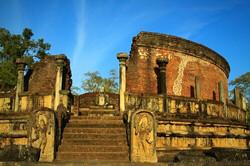 Culture: Polonnaruwa