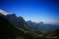 The Hills: Knuckles Ranges