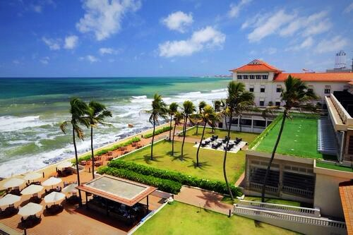 Colombo: Galle Face Hotel